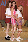 Ashley, Trisha Uptown, Trista - Double Dipping