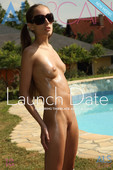 Cayenne & Tina Blade Nude in Launch Date